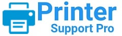 HP Printer Support logo