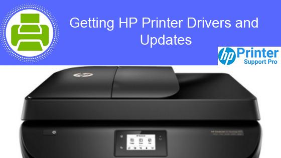 HP Printer Drivers and Updates