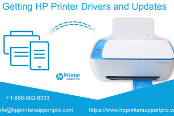 HP Printer Drivers and Updates