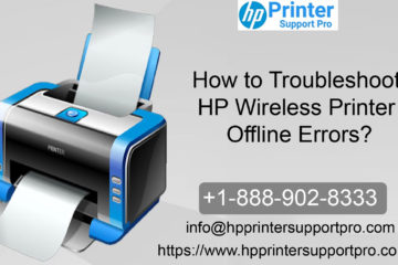 HP Wireless Printer Offline Errors