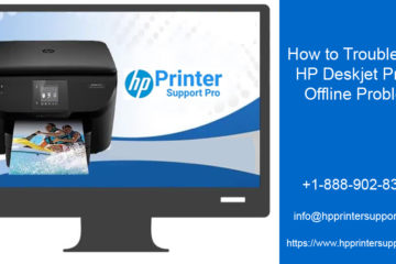 Troubleshoot HP Deskjet Printer Offline Problem