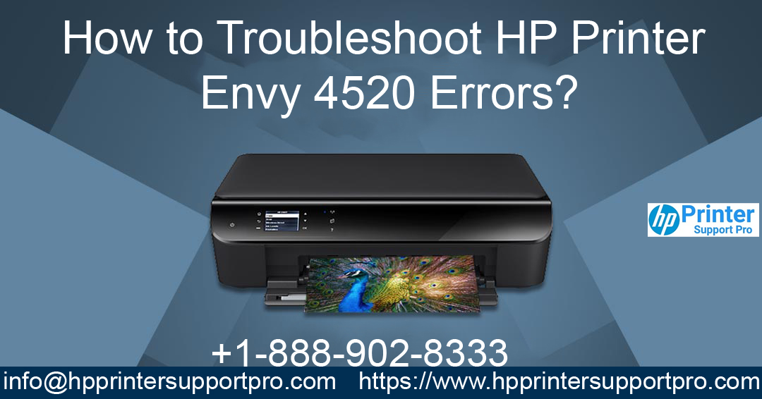 hp envy 4520 drivers and software