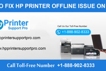 fix HP Printer Offline Issue on Mac