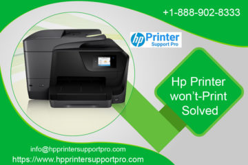 Hp printer wont-print solved