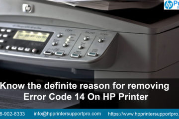EP Cartridge or Error Code 14 On HP Printer Archives -