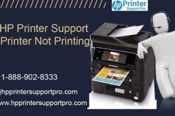 Take HP Printer Support If HP Printer Not Printing