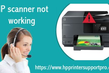 HP Scanner Is Not Working