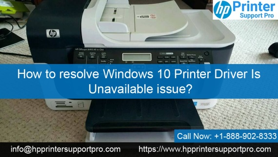 1-888-902-8333 @ resolve Windows 10 Printer Driver Is