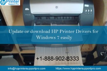Update or download HP Printer Drivers