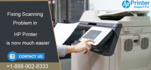 Fixing scanning problem in hp printer is now much easier
