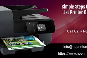 HP Office jet Printer Offline