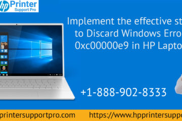 windows error 0xc00000e9 in HP Laptop