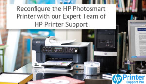 Obtain HP Printer Support To Reset An HP Photosmart Printer