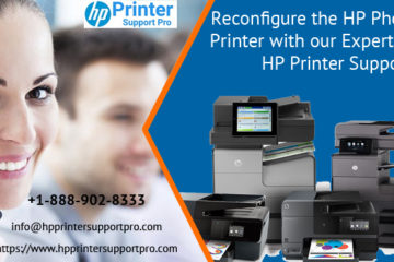 obtain HP printer support to reset an HP Photosmart printer