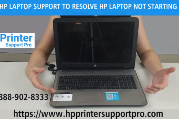 Get HP Laptop Support to resolve 2