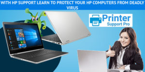 Protect HP Laptop and Desktop against Deadly Virus