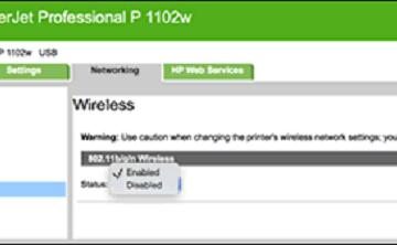 Simple Tips to SetUp HP LaserJet P1102W on MAC OS