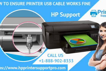 How to Ensure Printer USB Cable Works Fine? - HP Printer Support