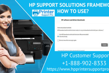 HP Support Solutions Framework