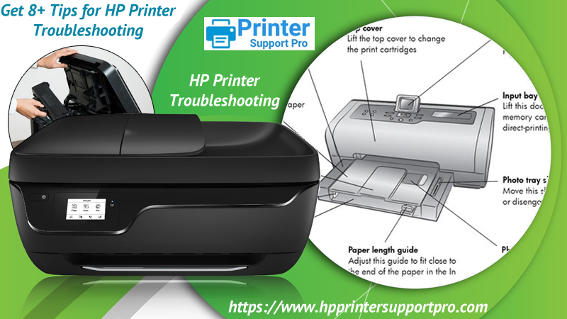Get 8+ Tips for HP Printer Troubleshooting