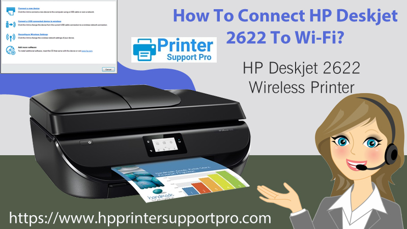 How to Add an HP Printer to a Wireless Network (with Pictures)