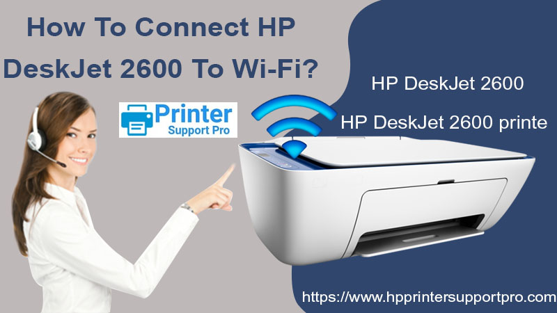 Setting Up Your HP LaserJet Printer on a Wireless Network in ...