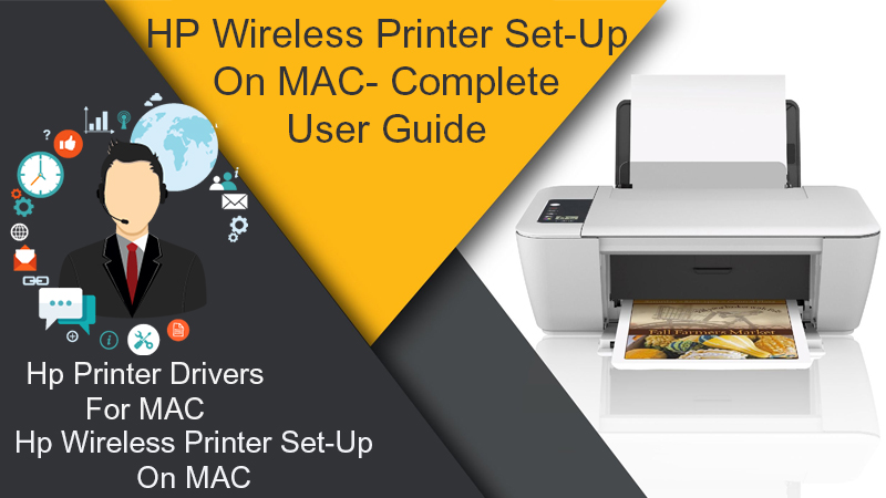HP Wireless Printer Set-Up on MAC – Complete User Guide