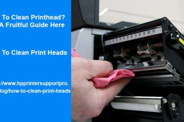 How To Clean Print Heads