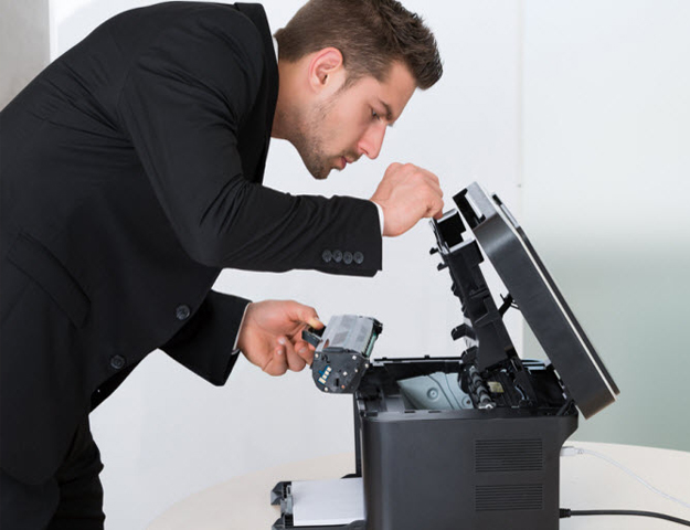 fix issue hp printer not printing